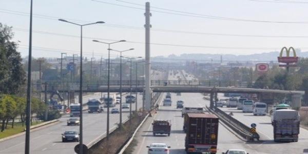 Çayırova'da Kaza