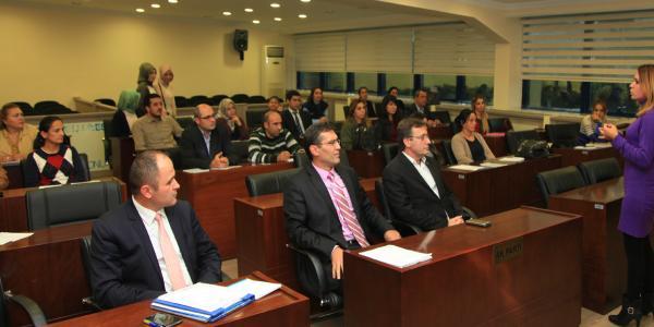 Çayırova Belediye Personeline Hızlı Okuma ve Hafıza Teknikleri Kursu
