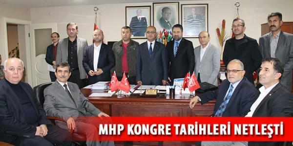MHP'de kongre heyecanı başladı