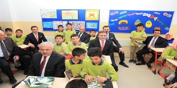 Çayırova TOBB İmam Hatip Ortaokulu Açıldı