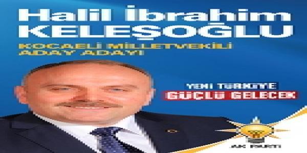 Halil İbrahim  Keleşoğlu