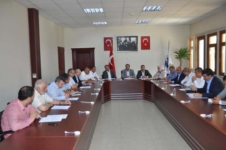 Dilovası Belediye Meclisi Temmuz ayı toplantısı yapıldı.