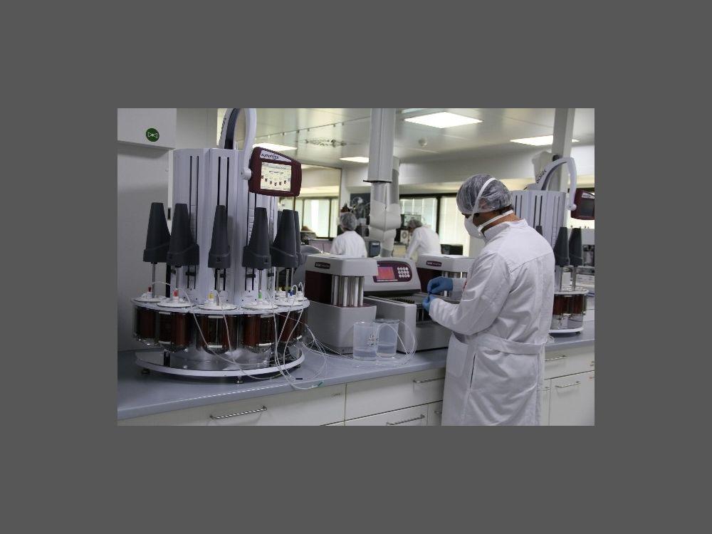 100 Milyon Euroluk İlaç Fabrikası Hizmete Açıldı