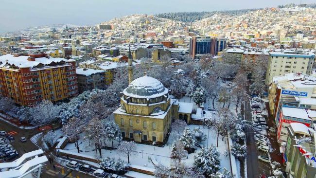 Kış Kocaeli'de bir başka güzel