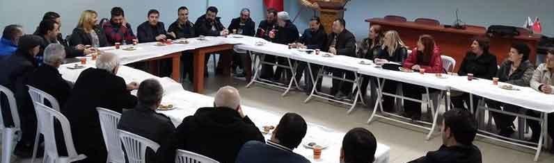 CHP Gebze'de Recep Dursun farkı