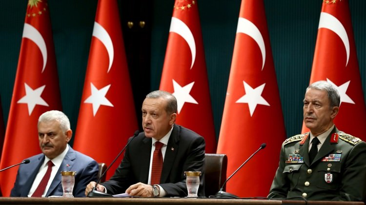17.30 da kritik görüşme:Cumhurbaşkanı Erdoğan Akar'ı kabul edecek