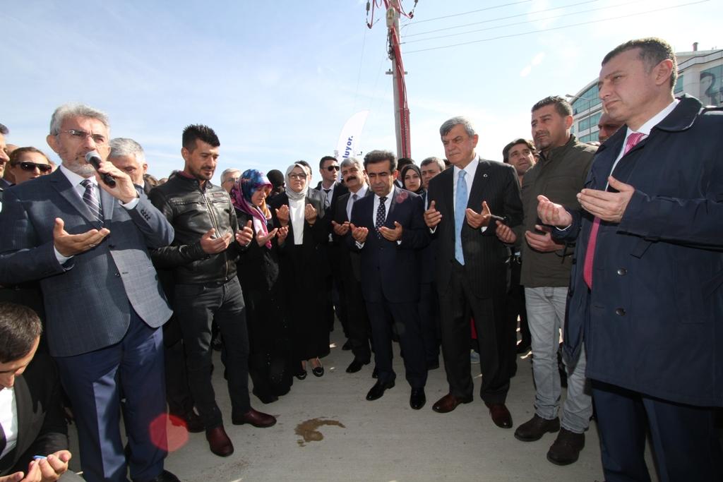 Şehit Polis Serdar Gökbayrak Üst Geçidi hizmete girdi