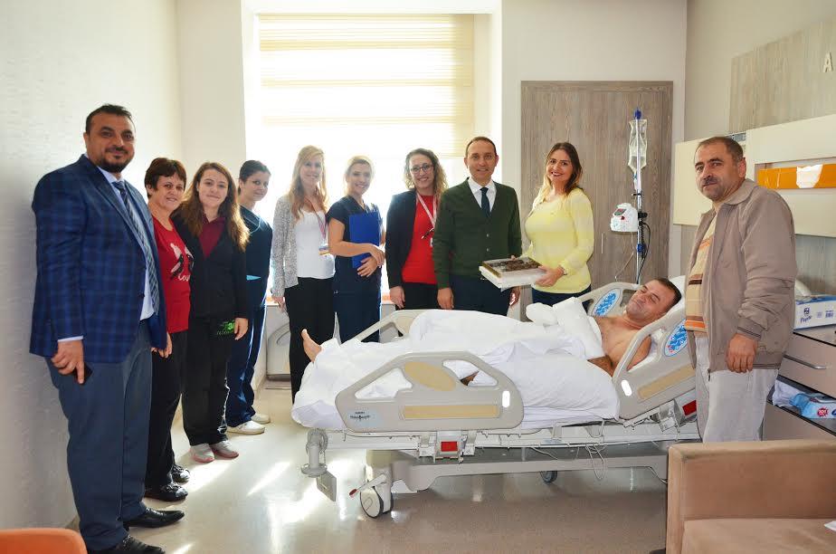 Medical Park Gebze Hastanesi Hasta Hakları gününü kutladı