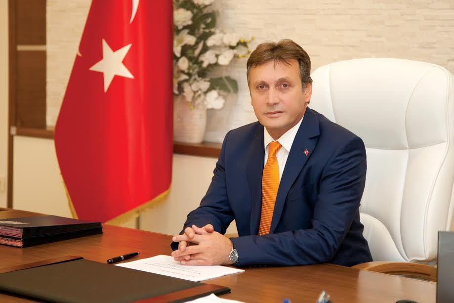 Çayırova Belediye Başkanı Şevki Demirci'den Mevlit Kandili Mesajı