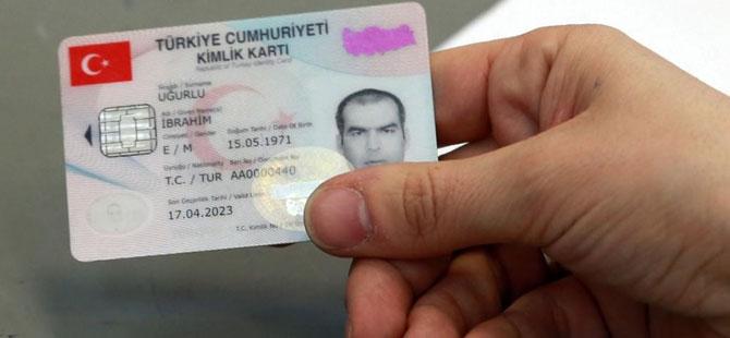 Yeni kimlik kartları dağıtılıyor... İşte ücreti!