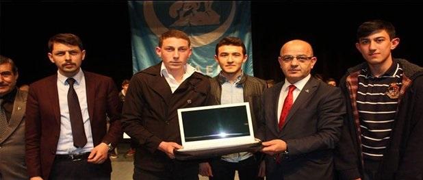 Ülkücüler, Gebze'de yarıştı
