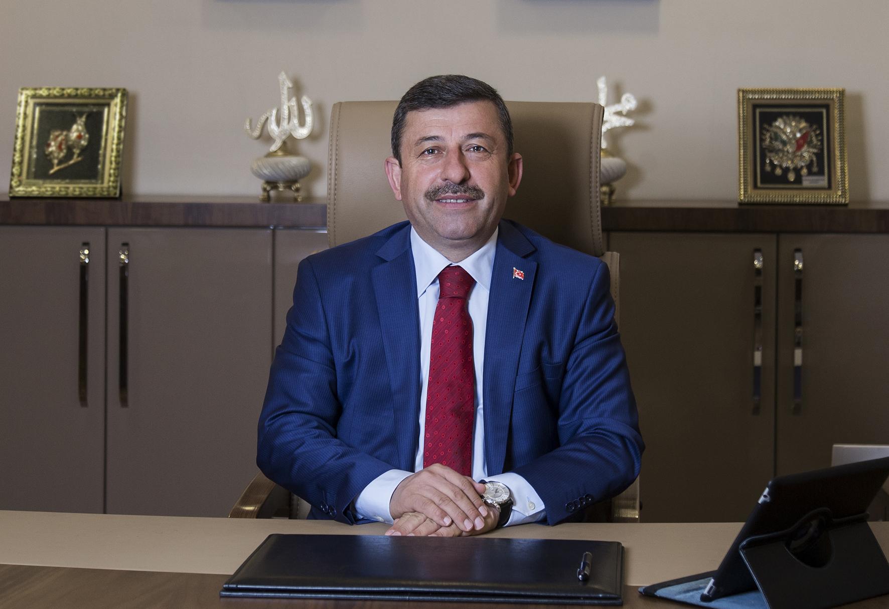 Başkan Karabacak Basın Bayramı'nı Kutladı