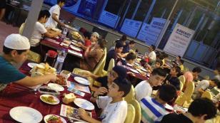 Türk Ocağı'ndan anlamlı iftar