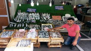 Çayırova'da Balık Sezonu Başladı