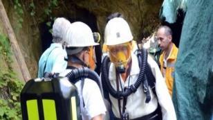 Kaçak maden ocağında gaz zehirlenmesi