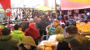Soğuk havalar pazarda etkisini gösterdi!