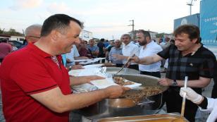 Çayırova Belediyesi Ailesi İftarda Buluştu