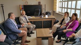 Milletvekili Hürriyet, KOÜ ile Özel Eğitim Okulu'nu buluşturdu