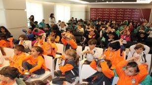 VM Medical Park'ta öğrencilere hijyen eğitimi verildi