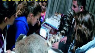 Öğrenciler  Darıca Hayvanat Bahçesi'ne yoğun İlgi Gösterdi