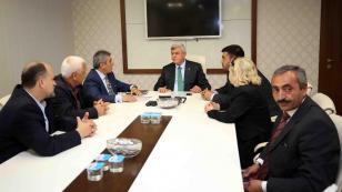 """Karaosmanoğlu, """"Kocaeli'nin 100 yıl sonrasını planlıyoruz"""""""