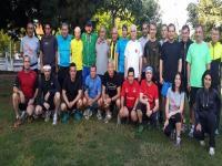 Koşu Gurubu Tuzla'da buluştu…