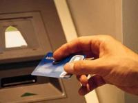 ATM'den para çekerken dikkat!