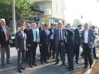 Başkan Karaosmanoğlu Çayırova'da