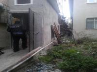 Menderes Caddesinde Hırsızlık!