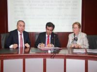 Vali protokol imzaladı