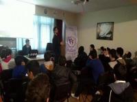 İLK-ÇEV'de Gençlere ''Etkili Ders Çalışma Yöntemleri'' Anlatıldı