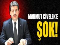 Mahmut Civele'e ŞOK!