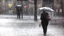 Çarşamba günü için yağış uyarısı!