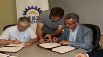 Gebze'de Tis İmzaları Atıldı