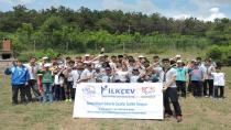 Gebze İLK-ÇEV Gençlik'ten Dört Dörtlük Yaz Kampı