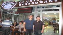 ÖZ ÇAYIROVA CAFE & RESTAURANTDA  AÇILIŞ HEYECANI BAŞLADI