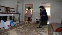 Evde Bakım Hizmetleri Devam Ediyor