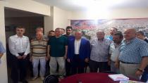 TAHSİN TARHAN'DAN YOĞUN TEMPO
