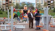 Belediye, Yeni Bir Park İnşa Ediyor