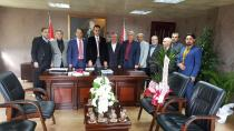 Çayırova Sivaslılardan Hemşeri Ziyareti