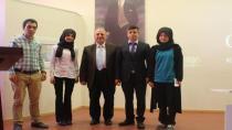 Ertuğrul Kurdoğlu Anadolu Lisesi Peygamberimizi Andı