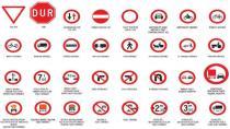 Trafik kurallarına uyalım, uymayanları uyaralım