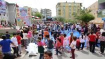 Çayırova'da Sokak Oyunları Şenliği Başladı