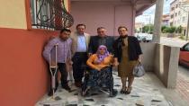 Türk Kızılayı Çayırova Şubesi Engellileri Unutmadı
