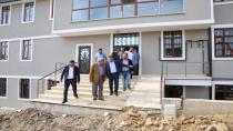 Başkan Karaosmanoğlu ve Demirci Yatırımları Gezdi