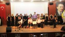 Çayırova Belediyesi Türk Halk Müziği Topluluğu 2. Konserini Verdi