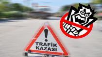 Gebze'de trafik kazası 4 kişi yaralandı