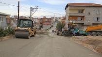 Özgürlük Mahallesinde Üst Yapı Çalışmaları Hızla İlerliyor