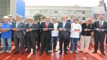 Ekonomi Bakan Yardımcısı Fatih Metin, test laboratuvarını açtı