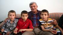 Recep, Tayyip ve Erdoğan'a başkan İbrahim Karaosmanoğlu'ndan ziyaret
